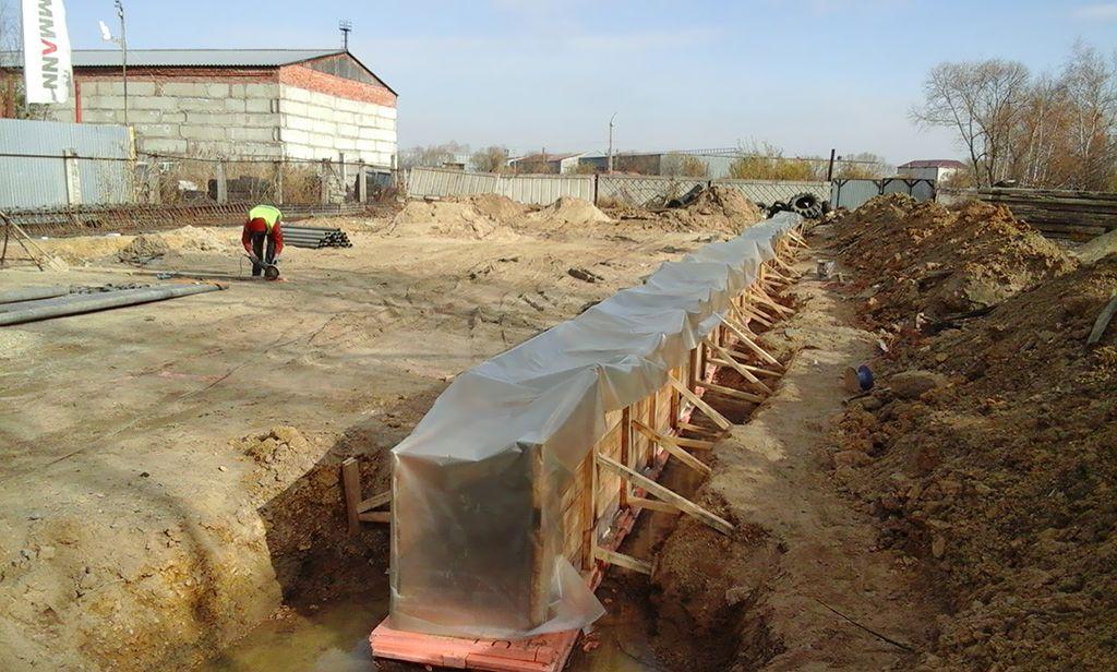Проектирование фундаментов зданий и сооружений Щелковский район